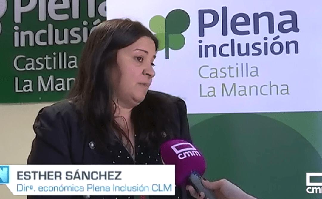 Plena inclusión CLM en la televisión castellano-manchega