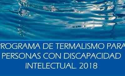 Programa de termalismo de Plena inclusión CLM
