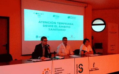 Alcázar de San Juan acogió una jornada sobre el nuevo modelo de atención temprana centrado en la familia