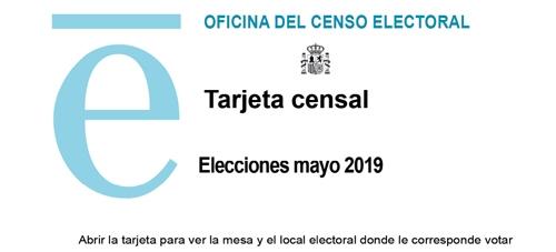 ¿Qué es el censo electoral y qué hago si no estoy?