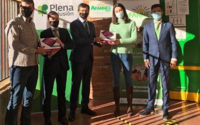 Afannes gana el sorteo organizado por Globalcaja para las entidades de Plena inclusión CLM